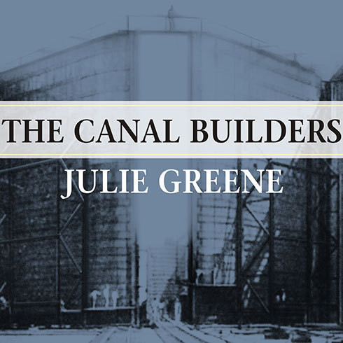 Printable The Canal Builders: Making America's Empire at the Panama Canal Audiobook Cover Art