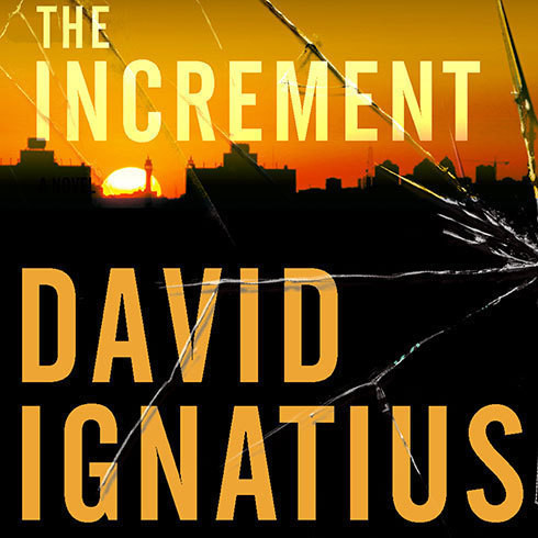 Printable The Increment: A Novel Audiobook Cover Art