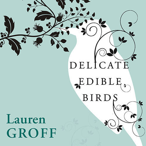 Printable Delicate Edible Birds and Other Stories Audiobook Cover Art