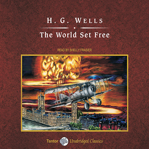 Printable The World Set Free Audiobook Cover Art