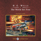 The World Set Free Audiobook, by H. G. Wells, Shelly Frasier