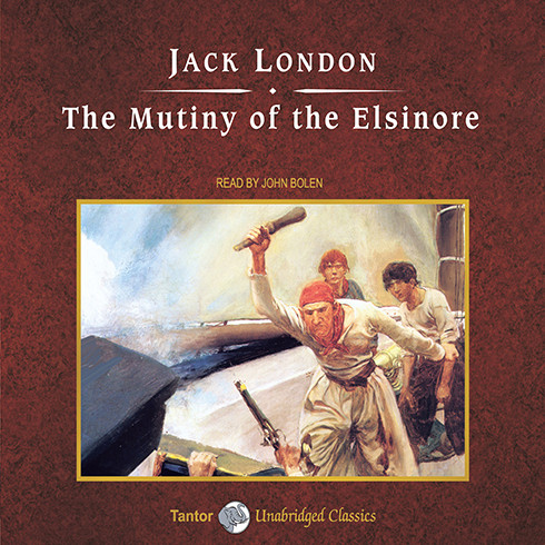Printable The Mutiny of the Elsinore Audiobook Cover Art