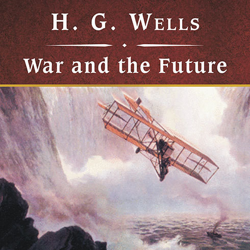Printable War and the Future Audiobook Cover Art