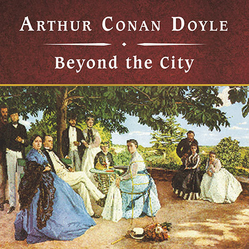 Printable Beyond the City Audiobook Cover Art