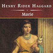 Marie, with eBook Audiobook, by H. Rider Haggard