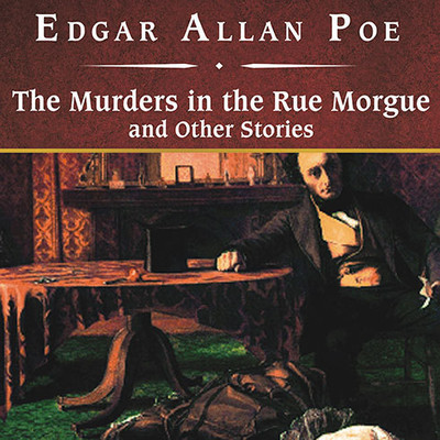 The Murders in the Rue Morgue and Other Stories, with eBook Audiobook, by Edgar Allan Poe