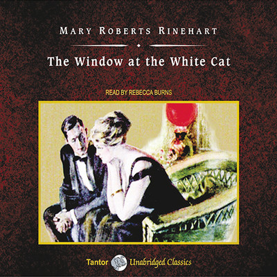 The Window at the White Cat, with eBook Audiobook, by
