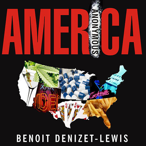 Printable America Anonymous: Eight Addicts in Search of a Life Audiobook Cover Art
