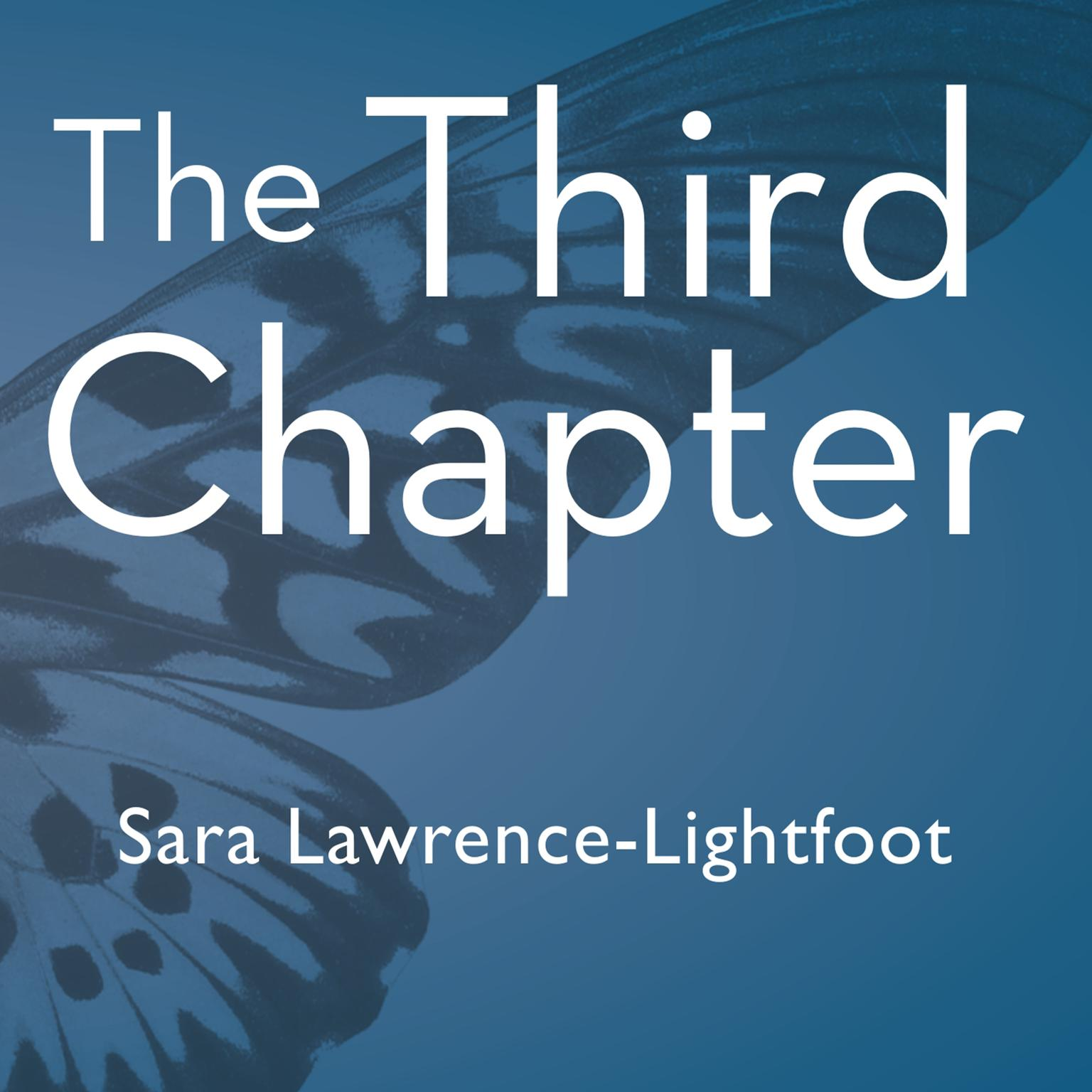 Printable The Third Chapter: Passion, Risk, and Adventure in the 25 Years After 50 Audiobook Cover Art