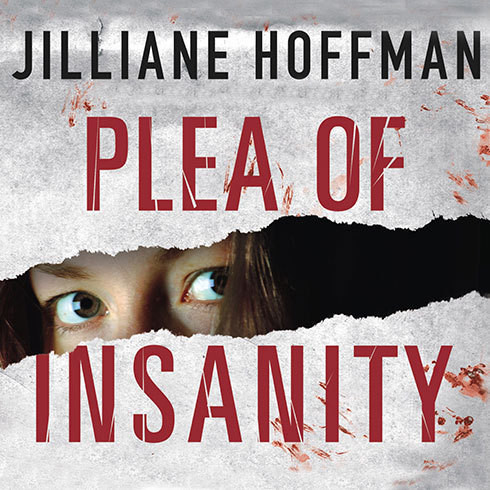 Printable Plea of Insanity Audiobook Cover Art