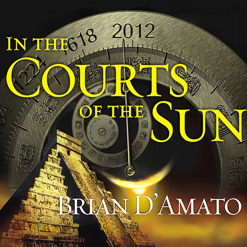 Printable In the Courts of the Sun Audiobook Cover Art