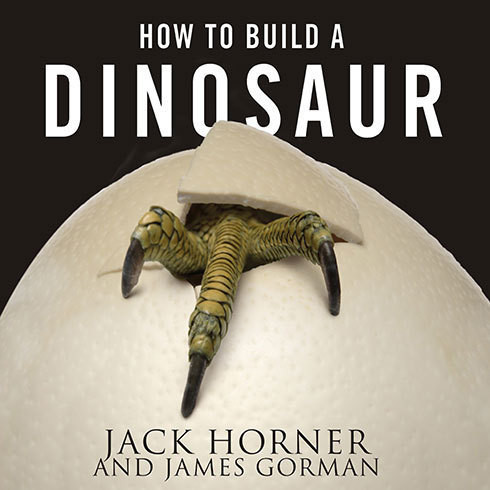 Printable How to Build a Dinosaur: Extinction Doesn't Have to Be Forever Audiobook Cover Art