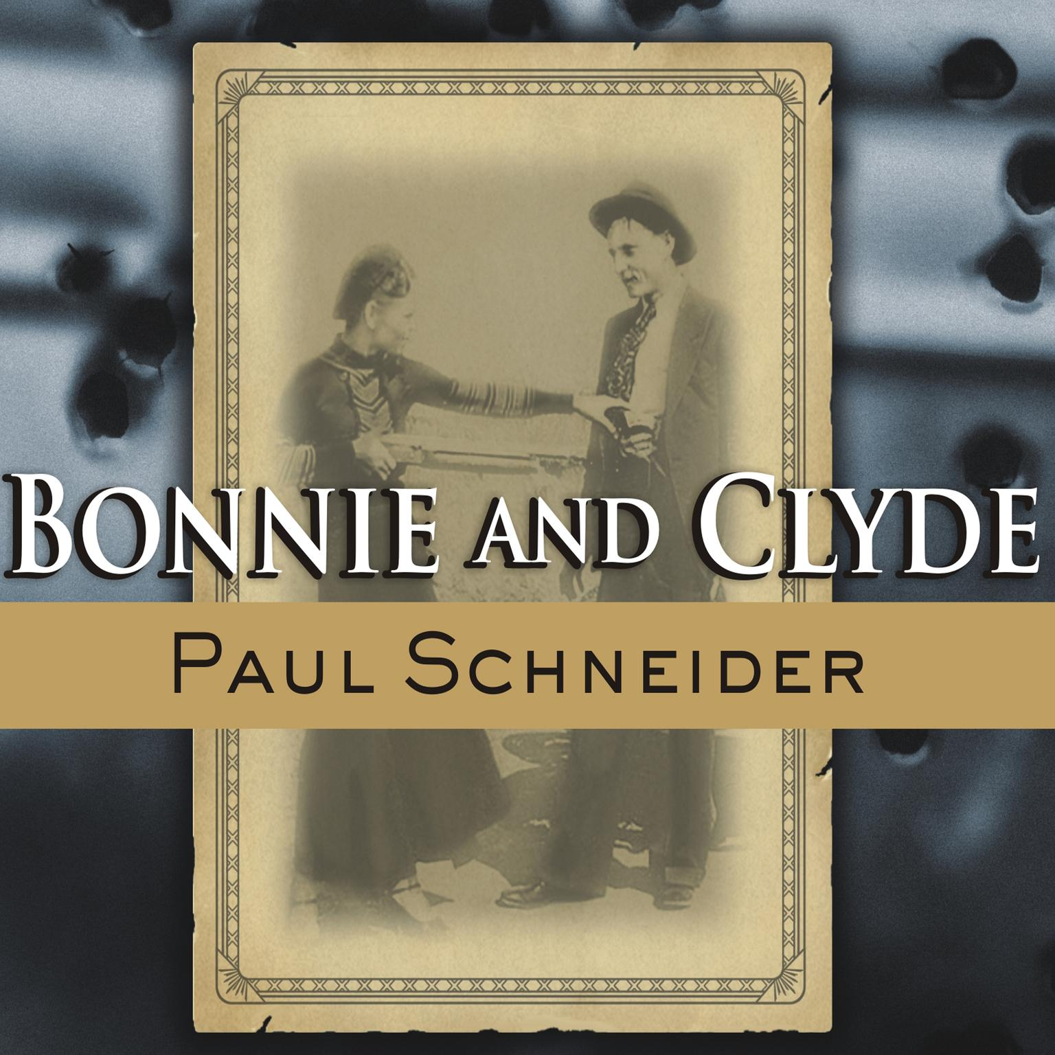 Printable Bonnie and Clyde: The Lives Behind the Legend Audiobook Cover Art