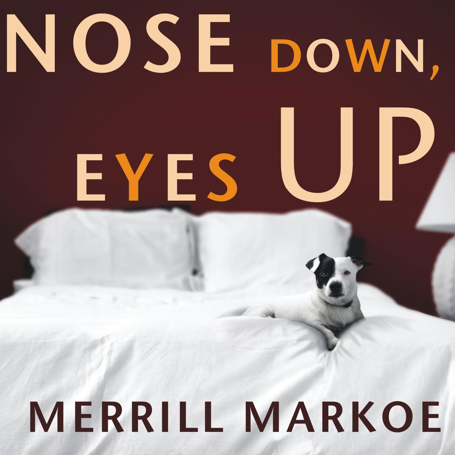 Printable Nose Down, Eyes Up: A Novel Audiobook Cover Art