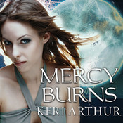 Mercy Burns Audiobook, by Keri Arthur