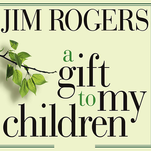 Printable A Gift to My Children: A Father's Lessons for Life and Investing Audiobook Cover Art