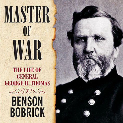 Printable Master of War: The Life of General George H. Thomas Audiobook Cover Art
