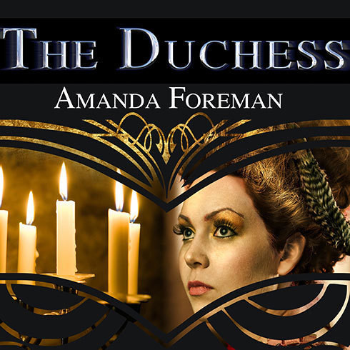 Printable The Duchess Audiobook Cover Art