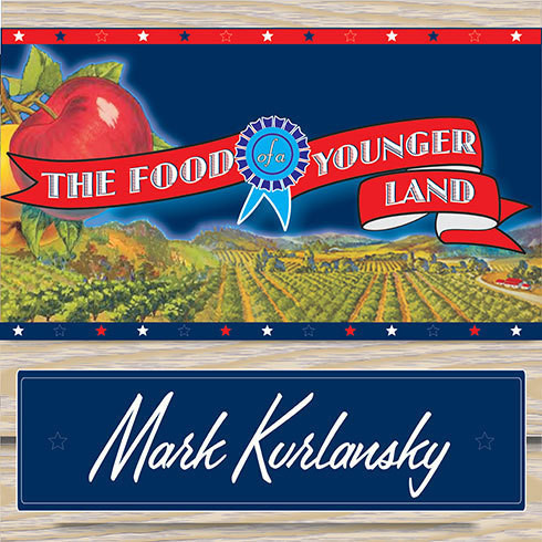 Printable The Food of a Younger Land: A Portrait of American Food—Before the National Highway System, Before Chain Restaurants, and Before Frozen Food, When the Nation's Food Was Seasonal, Audiobook Cover Art