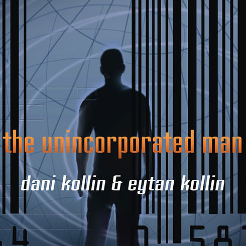 Printable The Unincorporated Man Audiobook Cover Art