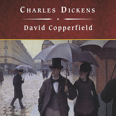David Copperfield, with eBook Audiobook, by