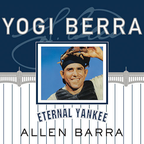 Printable Yogi Berra: Eternal Yankee Audiobook Cover Art