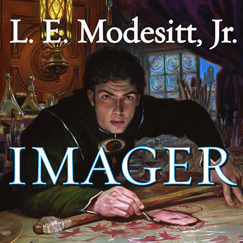 Printable Imager Audiobook Cover Art