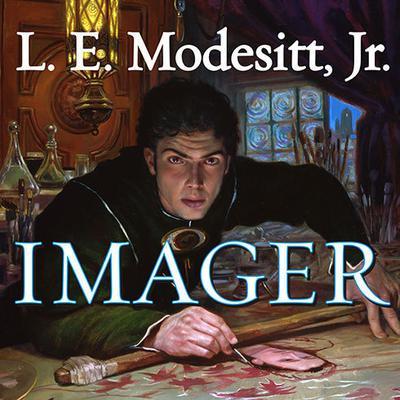 Imager Audiobook, by L. E. Modesitt