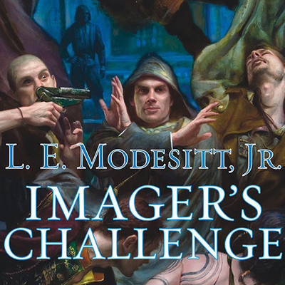Imagers Challenge Audiobook, by