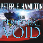 The Temporal Void Audiobook, by Peter F. Hamilton