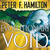 The Evolutionary Void, by Peter F. Hamilton