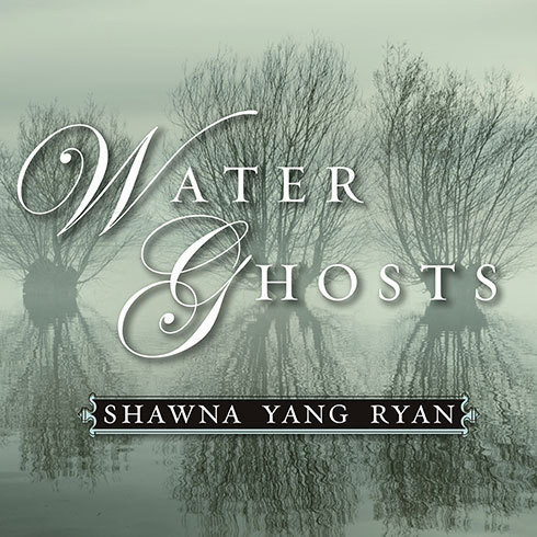 Printable Water Ghosts Audiobook Cover Art
