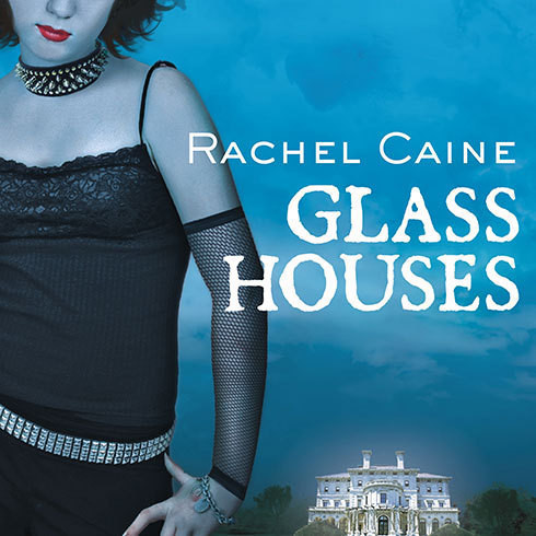 Printable Glass Houses Audiobook Cover Art