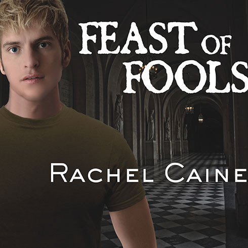 Printable Feast of Fools Audiobook Cover Art