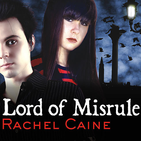 Printable Lord of Misrule Audiobook Cover Art