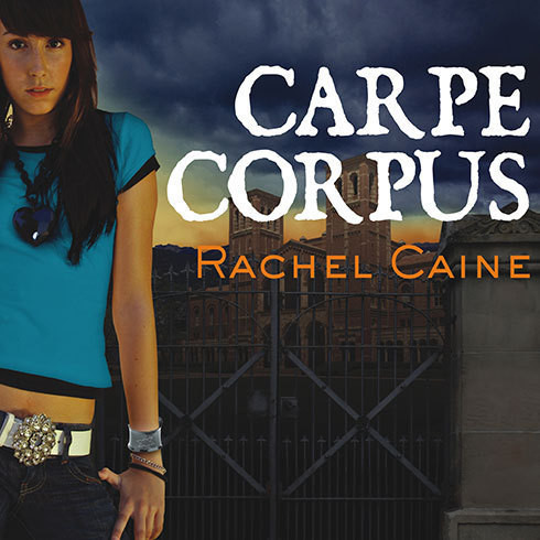 Printable Carpe Corpus Audiobook Cover Art