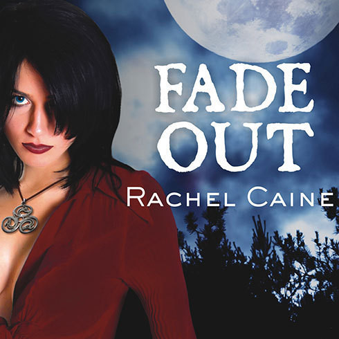 Printable Fade Out Audiobook Cover Art