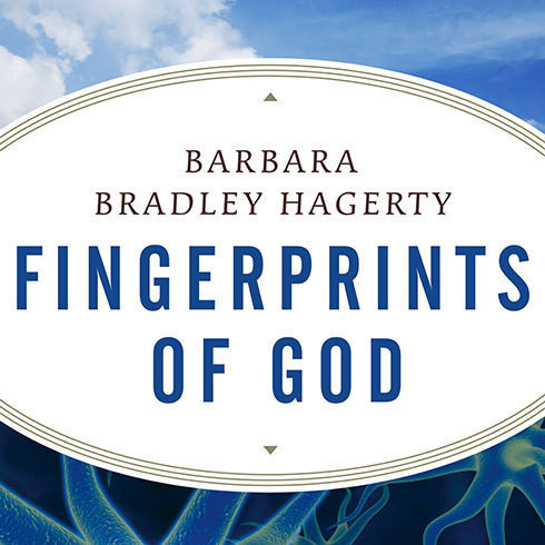 Printable Fingerprints of God: The Search for the Science of Spirituality Audiobook Cover Art