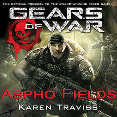 Gears of War: Aspho Fields Audiobook, by Karen Traviss