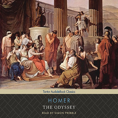The Odyssey Audiobook, by Homer, Homer