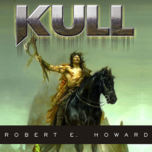 Printable Kull: Exile of Atlantis Audiobook Cover Art