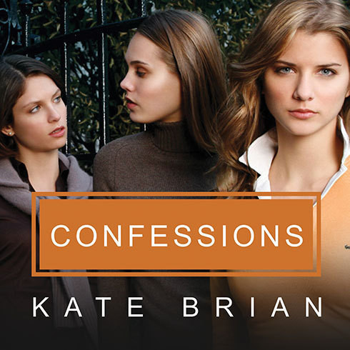 Printable Confessions Audiobook Cover Art