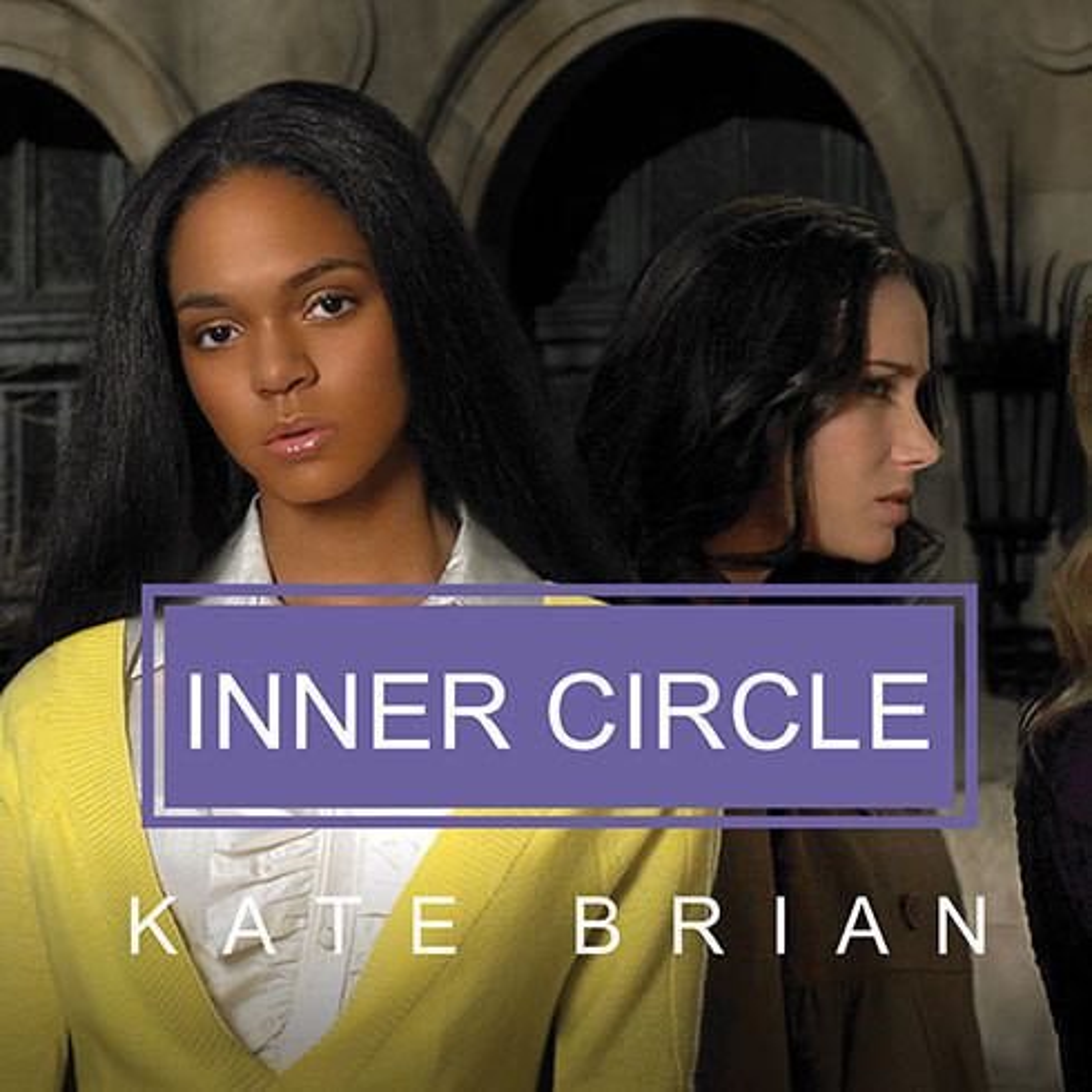 Printable Inner Circle Audiobook Cover Art