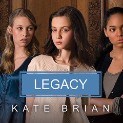 Legacy Audiobook, by Kate Brian
