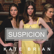 Suspicion Audiobook, by Kate Brian
