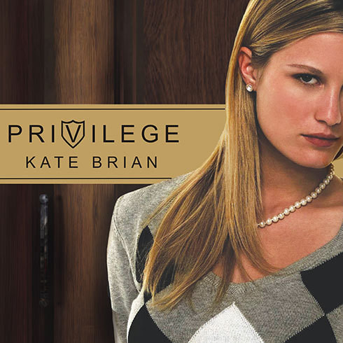 Printable Privilege Audiobook Cover Art