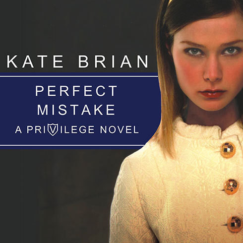 Printable Perfect Mistake Audiobook Cover Art