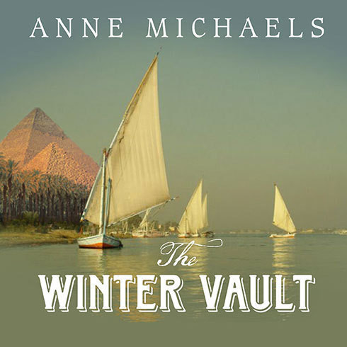 Printable The Winter Vault Audiobook Cover Art