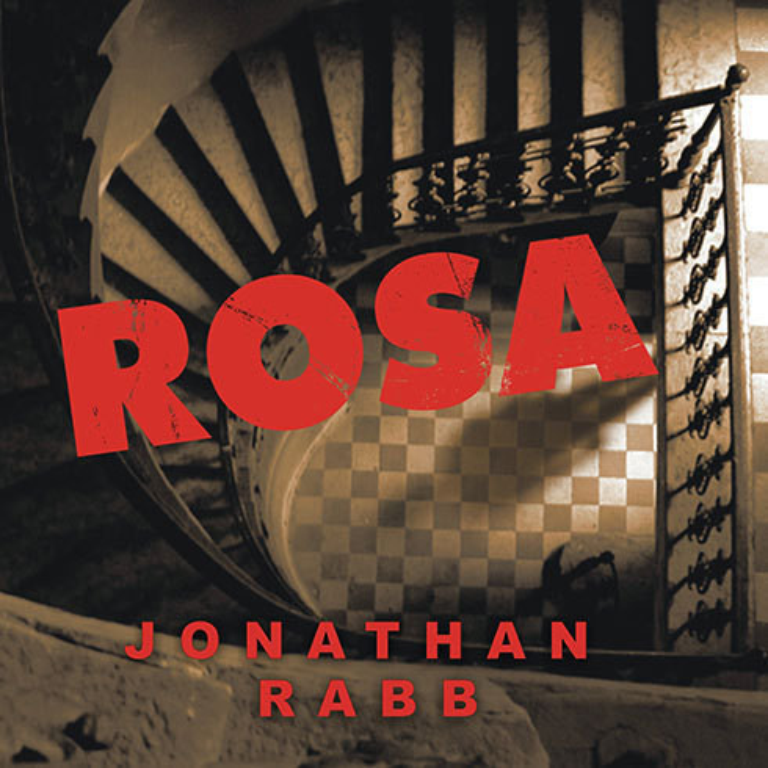 Printable Rosa: A Novel Audiobook Cover Art