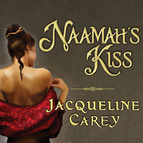 Printable Naamah's Kiss Audiobook Cover Art